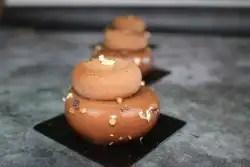 Recette entremets Chocopoivre - Chocolat poivre