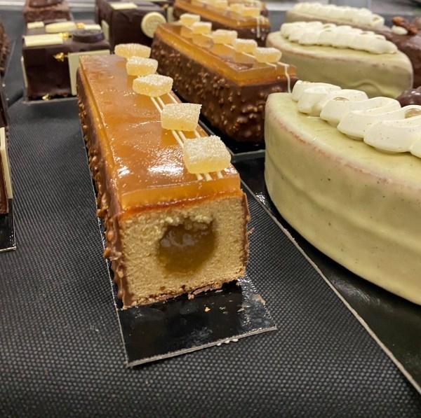 Cake poire sirop d'érable