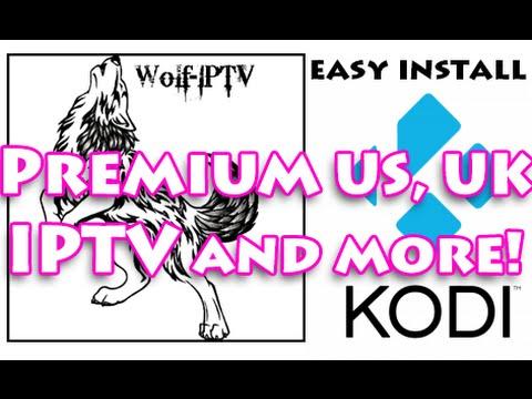 WOLF IPTV WITH STALLION IPTV WORKING US, UK AND MORE PREMIUM