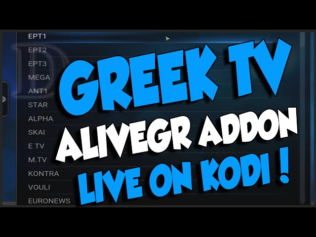 how to watch live channels on kodi hack