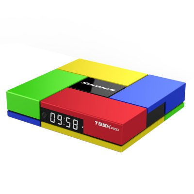 T95K PRO ANDROID 6 TV BOX
