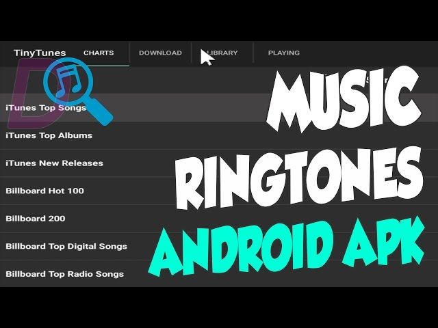 TINYTUNES IS A DOPE APK ON ANDROID FOR MUSIC AND RINGTONES!!!