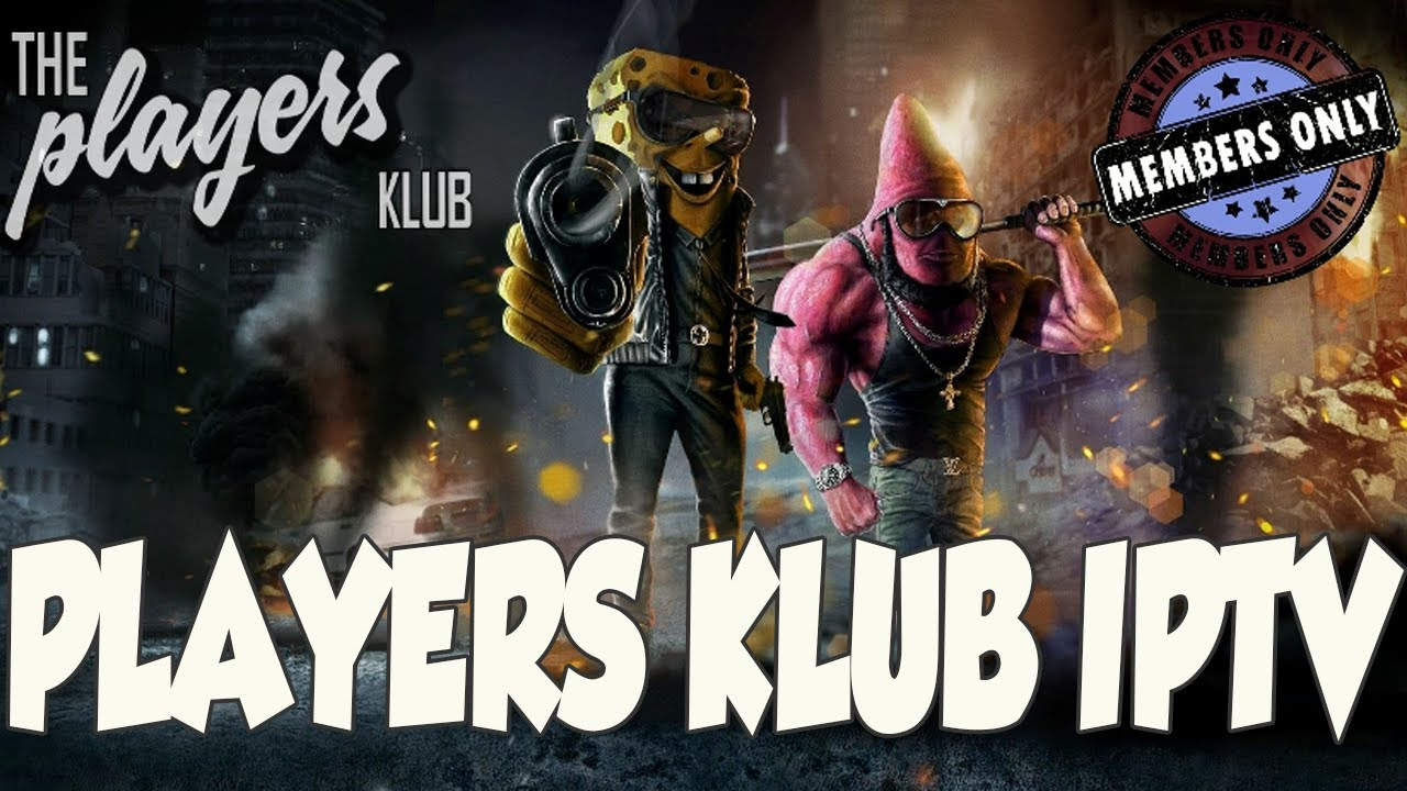 THE PLAYERS KLUB IPTV FOR KODI IS A DEAL!