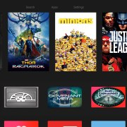 SCHISM TV SERENITY APPLE TV KODI BUILD