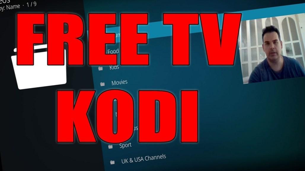 FREE IPTV ADDON FOR KODI JULY 2018