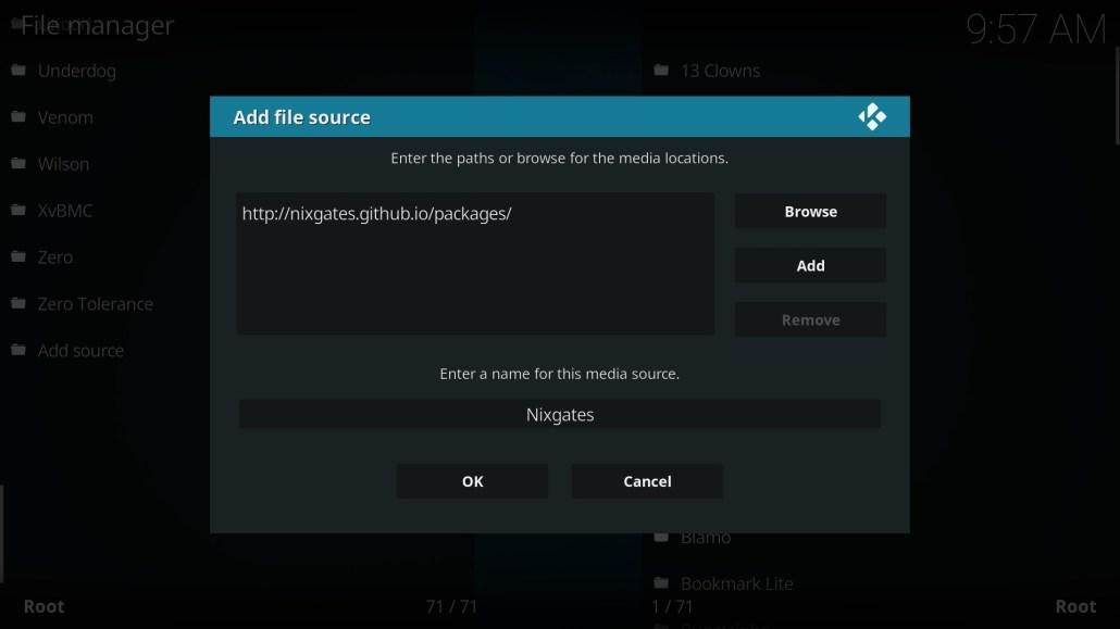 How to install Seren on Kodi 17 / KODI 18