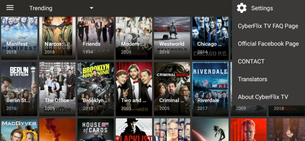 Cyberflix TV v3.1.6 Is Out For Movies And TV Shows On Android Devices 1