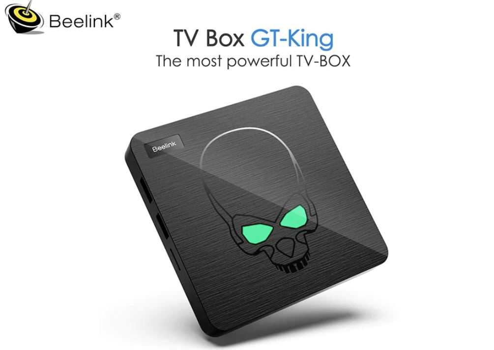 BEELINK GT-KING TV Box - The Most Powerful On Launch Sale!