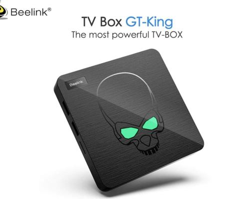 Beelink GT-King Android Tv 9 Box