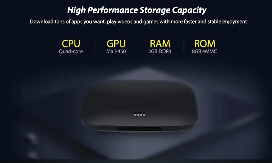 Xiaomi Mi Box Sale For Under $50 / 45.€