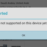 Puffin TV Browser Fix Download Error not supported download is not supported on this device yet