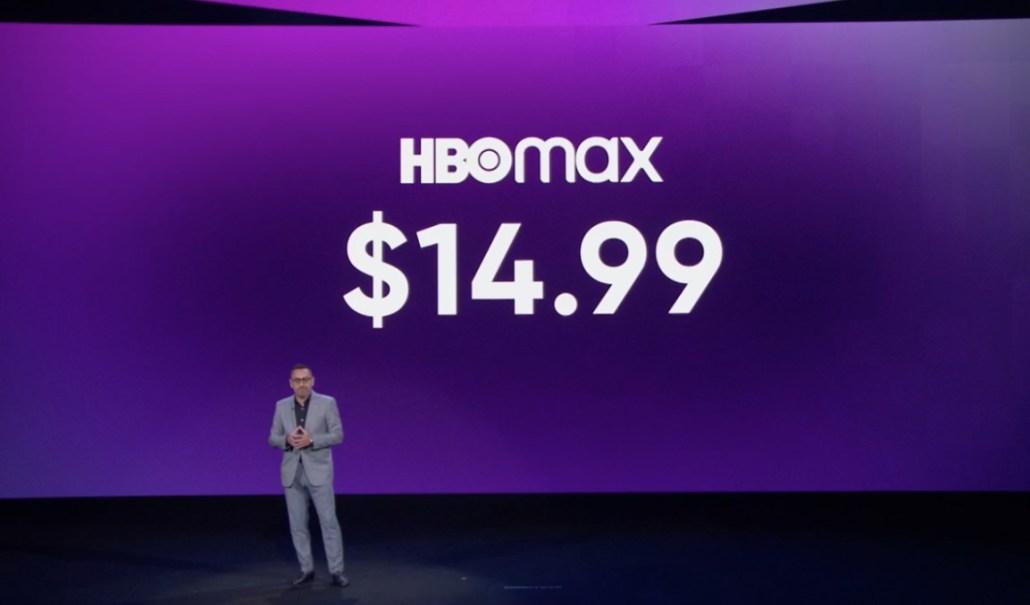HBO Max Price 2020
