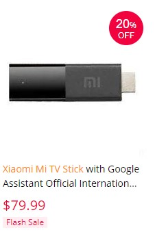 Mi TV Stick Price