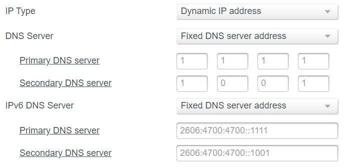 Faster Internet With Cloudflare DNS