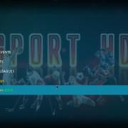 SportHD KODI Addon Bugatsinho