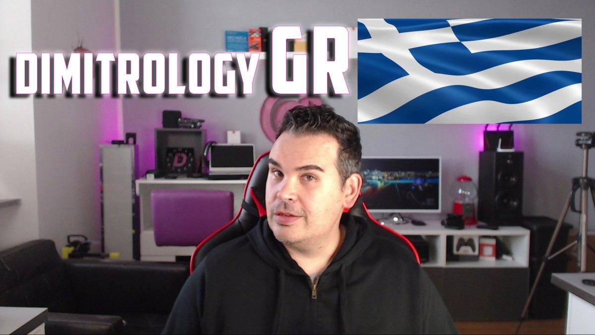 Παρουσίαση του Dimitrology GR - Δημητρολόγιο στα Ελληνικά!