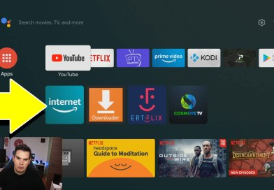 Πως προσθέτω και εμφανίζω τις sideload εφαρμογές σε Android TV