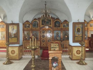 Димитриевский придел Спасского храма с. Райсеменовское