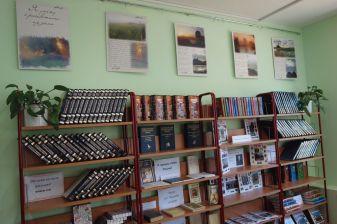 Детская библиотека поселка Семибратово.