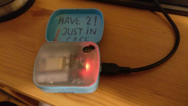 Готовый термометр на ESP82688 с wifi