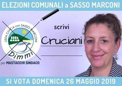 Sara Cruciani per Marco Mastacchi