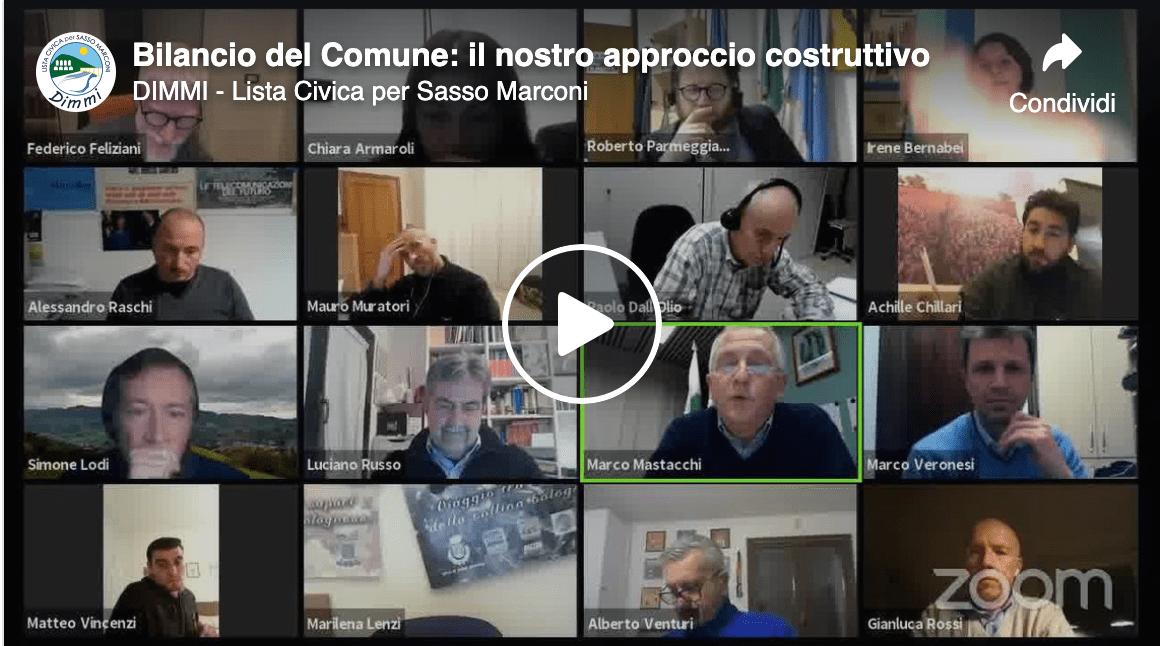 You are currently viewing Bilancio del Comune: il nostro approccio costruttivo