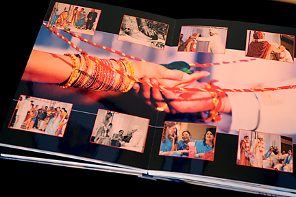 the photobook offers magazine style design at affordable prices