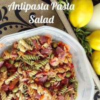 Pasta Salad Recipe dimplesonmywhat.com Blog