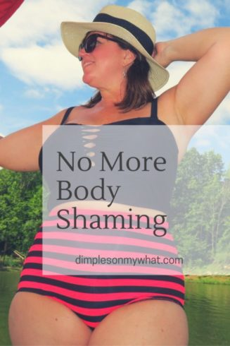 Gaining A Positive Body Image - dimplesonmywhat.com
