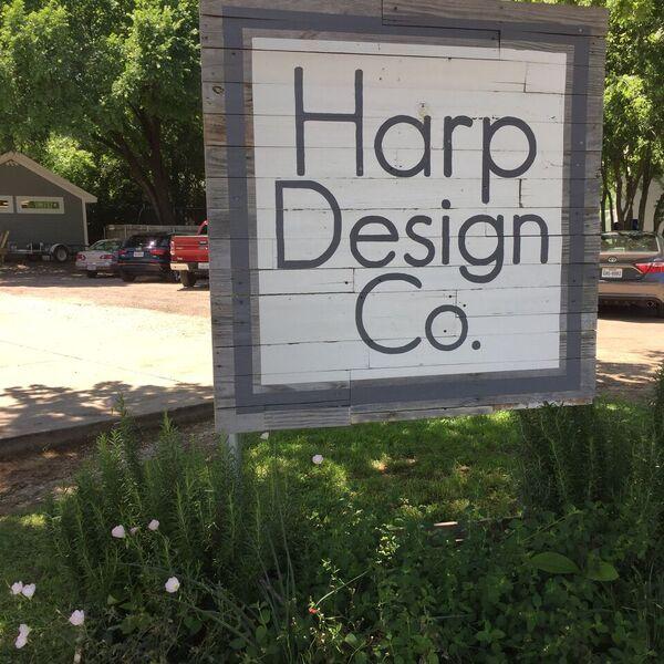 harp designs