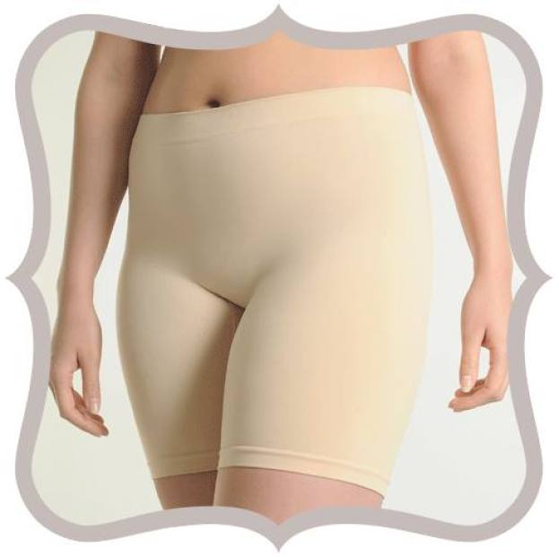 Thigh Society Anti-Chaffing Slip Shorts / Full Figured Underwear