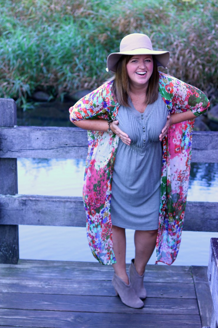 Between season outfit / summer to fall outfit / dimplesonmywhat.com