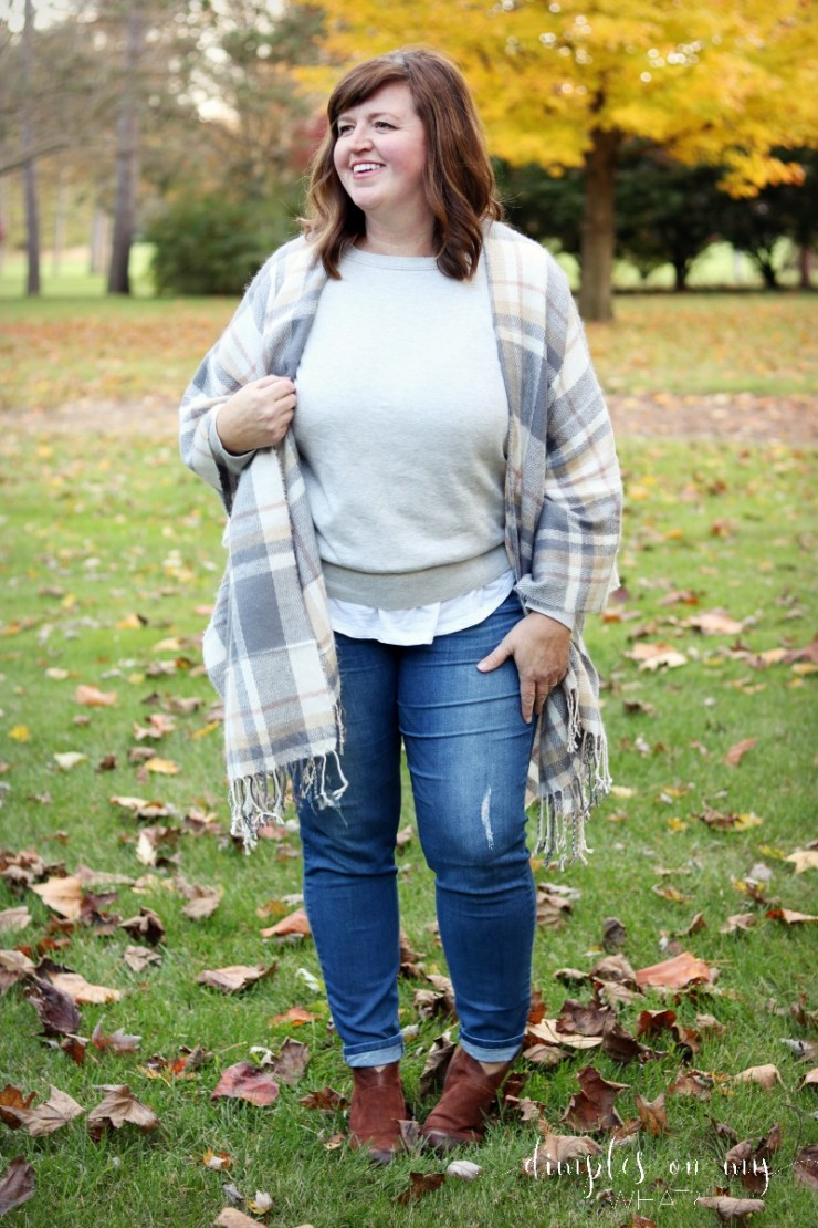 Non-wool Sweaters | Fall Fashion | Fashion for Women over 50 | Plus Size Fashion