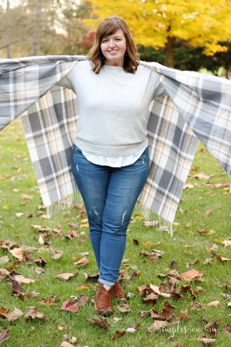 Fall Fashion | Women Over 50 | Fashionable Over 50 | Plus Sized Fashion