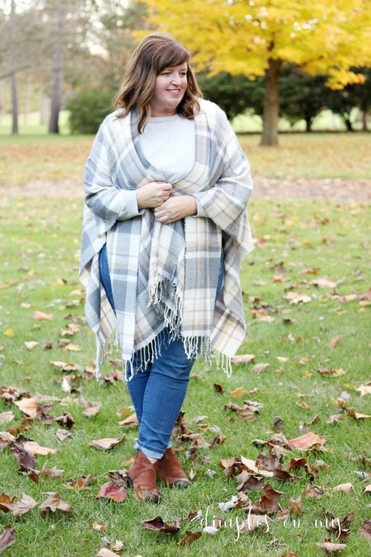 Non-Wool Sweaters | Plus Size Fashion | Fall Fashion | Fashion for Women Over 50