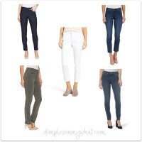 mom jeans reinvented | my favorite mom jeans | fashion for women over 50