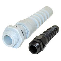 Nylon Flex Strain Relief Cord Grips
