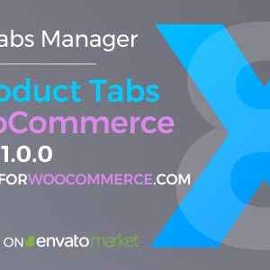 JUAL Add Product Tabs for WooCommerce