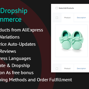 JUAL AliExpress Dropshipping Business plugin for WooCommerce