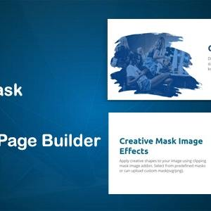 JUAL Clipping Mask Image for WPBakery Page Builder