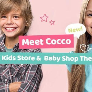 JUAL Cocco - Kids Store and Baby Shop Theme