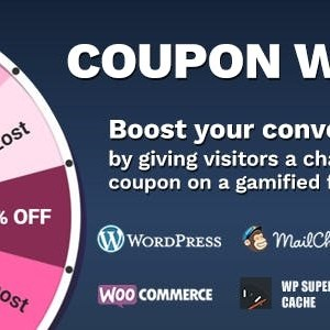 JUAL Coupon Wheel For WooCommerce and WordPress