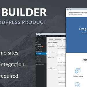 JUAL Demo Builder for any WordPress Product