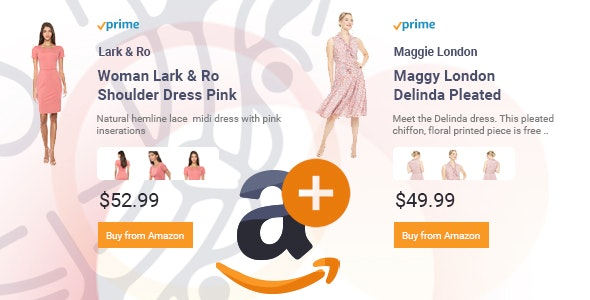 JUAL GZone - Insert Amazon / WooCommerce Products into Posts / Pages
