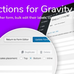 JUAL Gravity Forms Bulk Actions Add-On