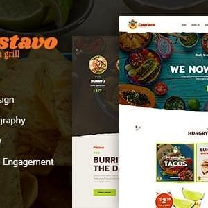JUAL Gustavo - Mexican Grill