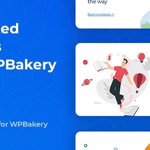 JUAL Lottier - Lottie Animated Images for WPBakery