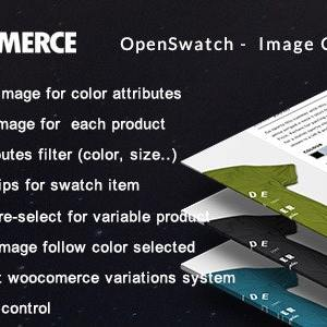 JUAL Openswatch - Woocommerce variations image swatch