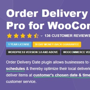 JUAL Order Delivery Date Pro for WooCommerce By TycheSoftwares