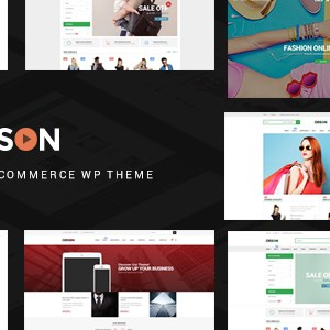 JUAL Orson - Innovative Ecommerce WordPress Theme for Online Stores